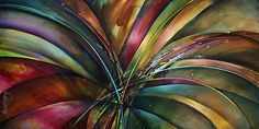 'lily's Song' Painting by Michael Lang - 'lily's Song' Fine Art Prints and Posters for Sale