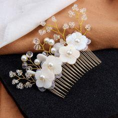 Wedding Hair Accessories Flower Bridal Hairpieces