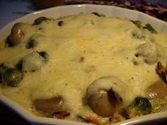 recette Gratin de Choux de Bruxelles : Recette gratin, Cuisine Femme Zoom, Recettes de cuisine ...