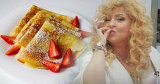 Magda Gessler ujawnia przepis na idealne naleśniki - Twoje kubki smakowe oszaleją! Party Snacks, Waffles, French Toast, Food And Drink, Eat, Breakfast, Recipes, Dinners, Awesome