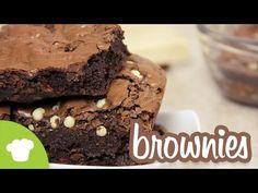 Cómo hacer Ricos Brownies Chocolatosos para 14 de Febrero / San Valentin