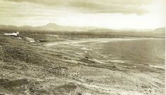Alicante antiguo. playa de san Juan. 1930