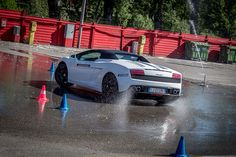 """""""How to drive fast and safe - Driving tips from Lamborghini"""" by @michaelturtle"""