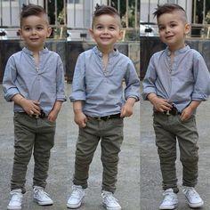 Toddler Swag, Toddler Boy Fashion, Little Boy Fashion, Kids Fashion, Outfits Niños, Summer Fashion Outfits, Baby Boy Outfits, Kids Outfits, Stylish Boy Clothes