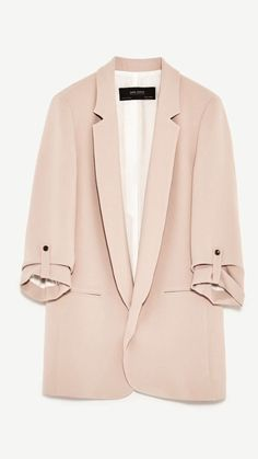 Long Blazer by Zara