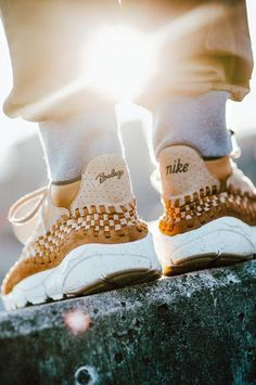 NIKE Air Footscape Woven