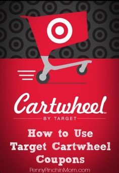 How To Use Target Carwheel Coupons | www.pennypinchinm... #cartwheel #target#apps #save money #coupons