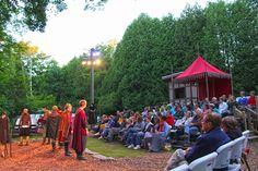 Door Shakespeare offers incredible theater experiences and children's theater camps in Door County.