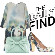 """THE DAILY FIND [1]"" on Polyvore"