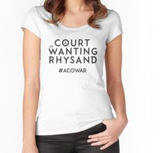 ACOWAR - A Court of Wanting a Rhysand