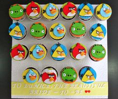 Celebrate with Cake!: Angry Birds