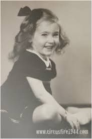 the hartford circus fire little miss - Google Search