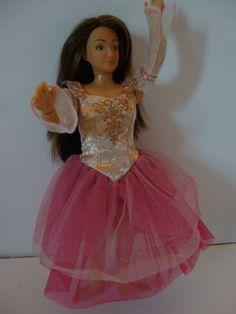 Lammily Doll Pink Ballet / Princess Dress Average Size Fashion Doll ShabbyChic  #LammilyDoll