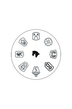 Warmblood Nail Design Disc Stamping Plates, Nail Stamping, Us Nails, Logo Branding, Logos, Nail Designs, Equestrian, Pony, Colour