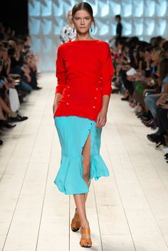 Nina Ricci Spring 2015 Ready-to-Wear - Collection - Gallery - Look 5 - Style.com