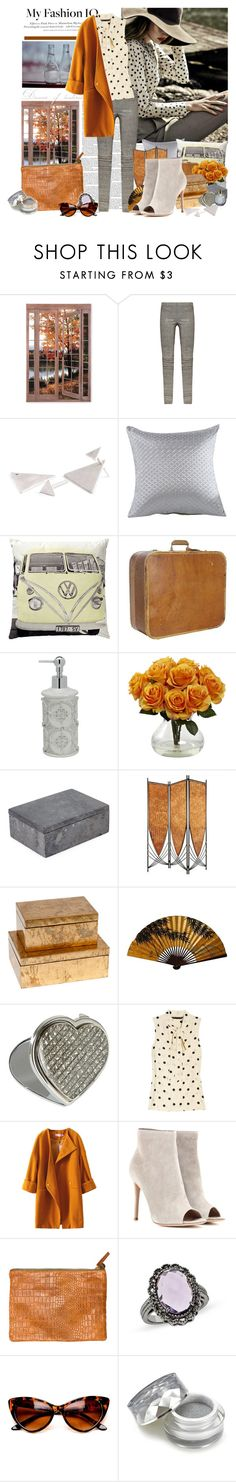 """""""Untitled #504"""" by moni4e ❤ liked on Polyvore featuring Chanel, Joseph, Bloomingville, Belber, Creative Bath Products, Pigeon & Poodle, H&M, WALL, Marc by Marc Jacobs and Gianvito Rossi"""