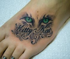 Like these cat eyes for my next tat. Thinking something like this on my right hip