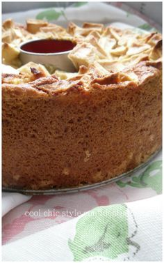 mom's apple cake (http://coolchicstyleconfidential.blogspot.it/2012 ...