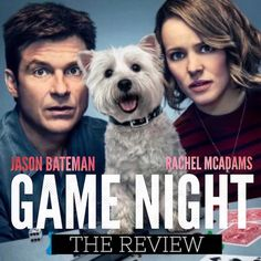 Game Night (2018) - Perhaps one of the best comedies of 2018... starring Jason Bateman, Rachel McAdams, Kyle Chandler, Lamorne Morris, Jesse Plemons and more! Out now on redbox. Read our spoiler-free review by clicking!