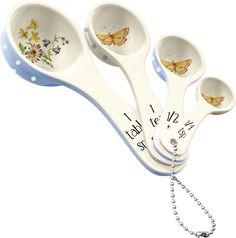 Set of 4 Katie Alice Measuring Spoons