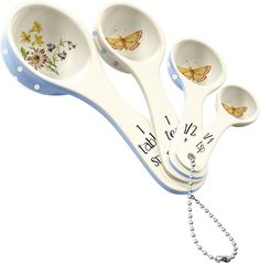 Set of 4 Katie Alice Measuring Spoons
