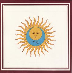 King Crimson: Larks' Tongues in Aspic, by Tantra Design
