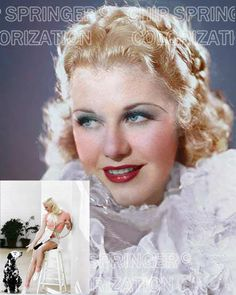 5 DAYS 8X10 GINGER ROGERS IN RUFFLES PLUS BONUS PIC COLOR PHOTO BY CHIP SPRINGER. Please visit my Ebay Store at http://stores.ebay.com/x5dr/_i.html?rt=nc&LH_BIN=1 to see the current listings of your favorite Stars now in glorious color! Message me if you would like me to relist your favorites.