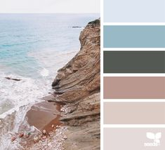 today's inspiration image for { mental vacation } is by . thank you, Judith, for another breathtaking image share! Beach Color Palettes, Rustic Color Palettes, Rustic Colors, Bedroom Colour Palette, Neutral Colour Palette, Bedroom Colors, Design Seeds, Vacation Images, Colours That Go Together