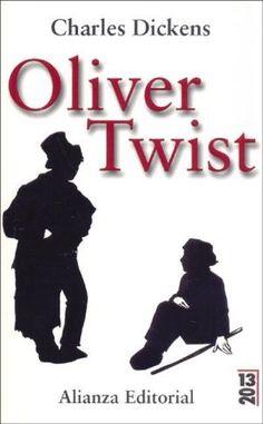 """Ficha de lectura de """"Oliver Twist"""" de Charles Dickens, realizada por Eloy Martín."""