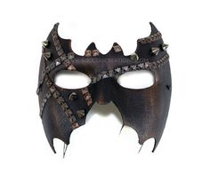 Legacy Studded Hand Painted Men's Masquerade by SuccessCreations
