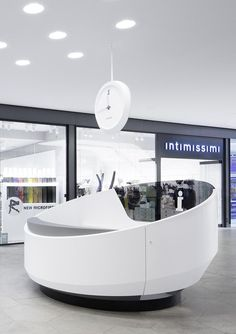 Das GERBER Stuttgart - Shopping mall Interior design: Ippolito Fleitz Group; www.ifgroup.org: