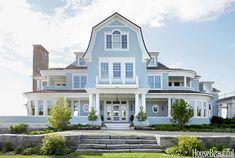 Martin Horner Projetado Michigan Lake House - Martin Horner Interiores - Casa Bonita