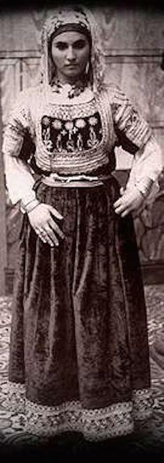 Juive du mellah de Fes-Maroc
