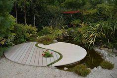 How to Make a Feng Shui #garden | Feng Shui Plants and #Garden Design #japanesegardendesign