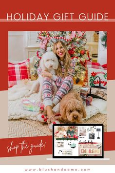 It's here! The ultimate holiday gift guide 2020! You'll find gifts for your home, for your kitchen, for the creative person in your life, and even gifts for under $25! You'll love each page! This is your guide to everything you need to finish your Christmas shopping today! #holidaygiftguide #giftguideforher #christmastime