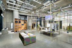 CABANE de ZUCCa (Tokyo, Japan) by Jo Nagasaka, Schemata Architects