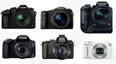 So you want to take a photograph of a wide scene one minute, and zoom in on a distant subject the next, but you don't want to have the hassle of changing lenses? Well you're in luck, here Gizmag looks at the specifications and features of some of the best superzoom cameras around in 2014.