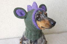 Lucky Fox Knits by LuckyFoxKnits on Etsy Knitting Projects, Knitting Patterns, Crochet Patterns, Crochet Ideas, Loom Knitting, Baby Knitting, Nepal, Dinosaur Hat, Pekinese