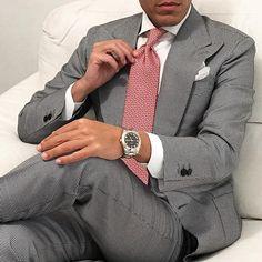 Men and Women's Fashion Men's Suits, Cool Suits, Marcelo Mello, Terno Slim, Best Suits For Men, Designer Suits For Men, Dapper Men, Men Style Tips, Mens Fashion Suits