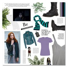 """""""Night Terrors"""" by jleigh329 ❤ liked on Polyvore featuring Dr. Martens, Ethan Allen, Balenciaga, BCBGeneration, Nearly Natural, MuuBaa, FOSSIL and Victoria Beckham"""