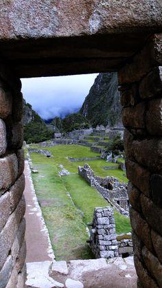 Machu Pichu/ AMG