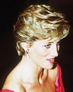 HRH Diana Princess of Wales