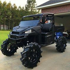 Built Polaris Ranger