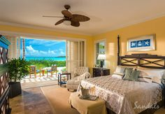 Sandals Emerald Bay - All-inclusive honeymoon resort in the Bahamas.