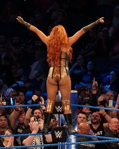 """Becky Lynch """"The Man"""" is a WWE Wrestling Superstar. She is a women's diva champion and wwe smackdown champion. The Wrestling fans and other wrestlers love her. Wrestling Superstars, Wrestling Divas, Wrestling Stars, Hottest Wwe Divas, Becky Wwe, Wwe Women's Division, Rebecca Quin, Wwe Girls, Wwe Ladies"""