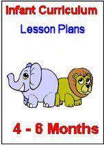Infant Activity Lesson Plans. Looks like for sale but ideas.