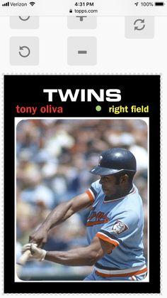 Minnesota Twins Baseball, Twin Photos, Award Winner, Home And Away, Mlb, Alternative, Hardware, Baseball Cards, Park