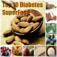 Top 10 Diabetes SuperFood. Include 10 diabetes friendly recipes. Low carbs recipes. By SweetAsHoneyNZ.