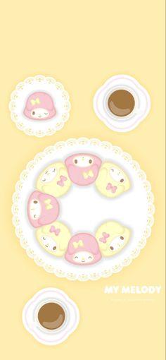 Pochacco, Little Twin Stars, Sanrio, Homescreen, Cute Wallpapers, Hello Kitty, Children, Pastel, Beautiful