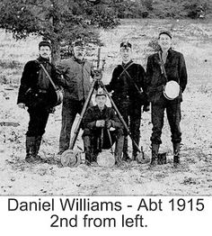 Nuts From the Family Tree: Talented Tuesday: They Were Coal Miners
